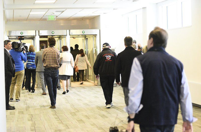 Newly Remodeled Airport A Hit