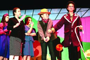 """Willy Wonka Kids"""