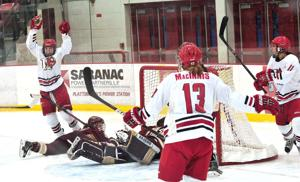 PPR Sports: PSU women's hockey photo for 0106