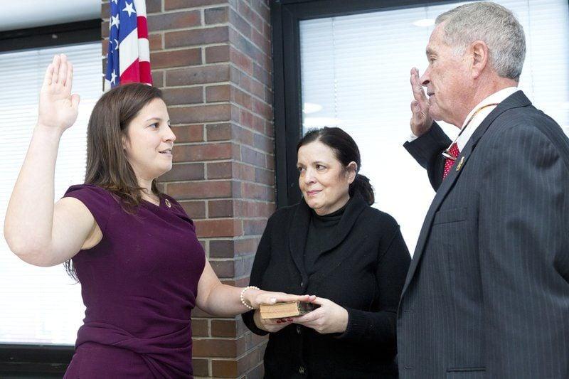 Stefanik takes ceremonial oath of office in Plattsburgh ...