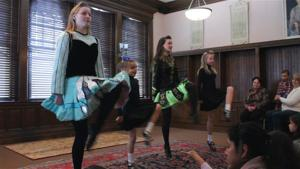 Irish Dancing in Washington