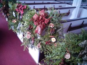 <p>The Garden Club of Newtown will host its annual Holiday Greens Sale from 9 a.m. to noon Saturday, December 5, in the Newtown Meeting House, 31 Main St.</p><p></p>