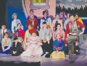 "<p><strong>""Disney's Mary Poppins,"" presented by Landmark Community Theatre, will be playing two more weekends at the Thomaston Opera House; July 25 to August 3. For more information, call the box office at 860-283-6250 or visit www.landmarkcommunitytheatre.org.</strong></p>"