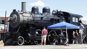 Railway Days in Danbury
