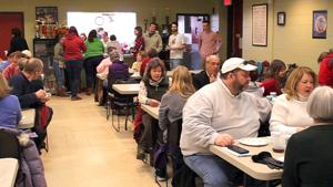 Record Turnout for Pancake Breakfast