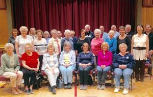 <p>The Heritage Singers, the Heritage Village choral group founded in 1969 by Clifford Ormsby, will participate in Heritage Village's 50th anniversary festivities by presenting its Festival 50 Gala Spring Concert.</p>