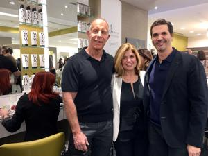 Southbury adam broderick salon launches new spa bar for Adam broderick salon