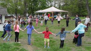 May Day Garden Party