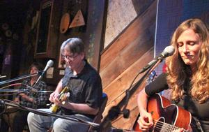 <p>The Blues Cafe will hostTracy Grammer and Jim Henry onSaturday, February 25, at the George Newton VFW Hall in Southbury.Doors will open at 1 p.m. for a pot luck and community sing. The featured artists will appear at 3 p.m.Admission is a $20 donation for adults, $10 for teens, free for children. Reservations may be madeby emailing bluescafebm@gmail.com or calling Bruce Martin at 203-313-6366.</p>