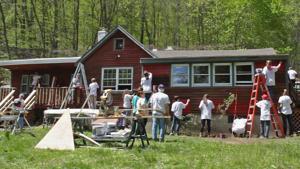 Volunteers Renovate Southbury Home