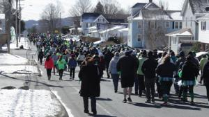 Records Set at Shamrock Shuffle