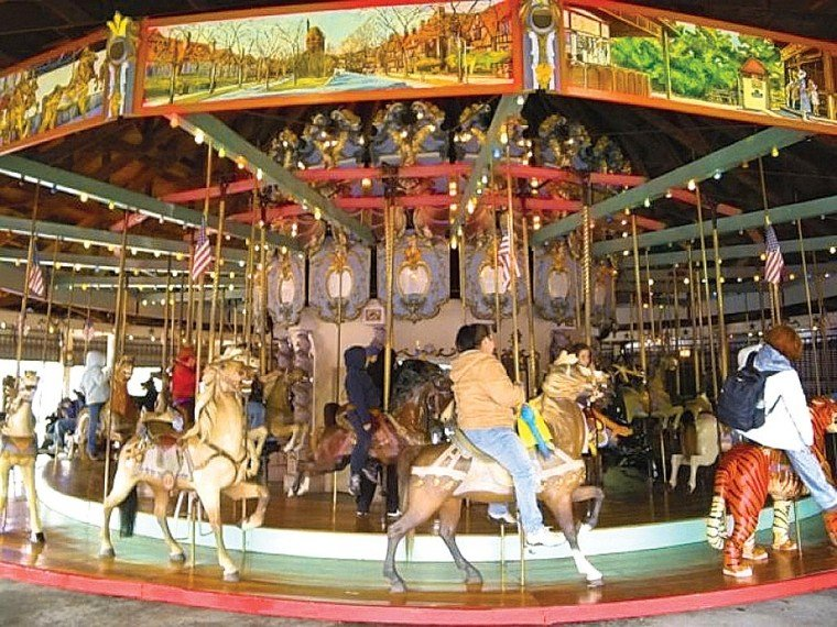 Wanted: Operators for Queens carousels 1