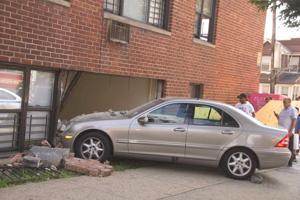 Minor injuries in building hit 2