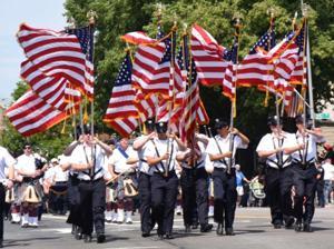 Highlights of Memorial Day parades 2