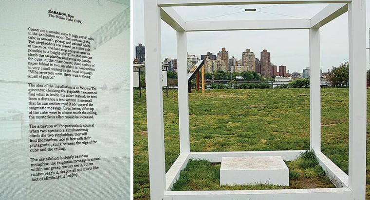 Unique copies come to Socrates Sculpture Park 2