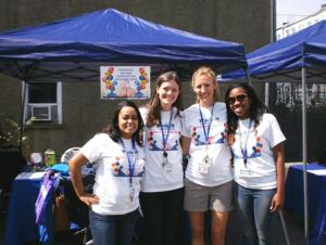 Wyckoff hosts health fair 4