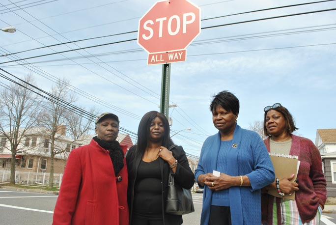 Stop signs a start in Springfield Gardens 1