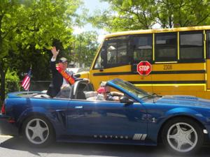 Patriotism shines in Forest Hills