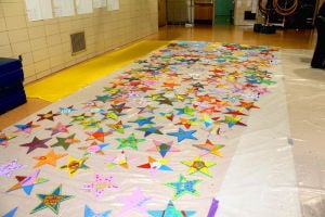 Sandy's littlest survivors let stars shine