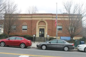 Woodhaven library opens basement 1