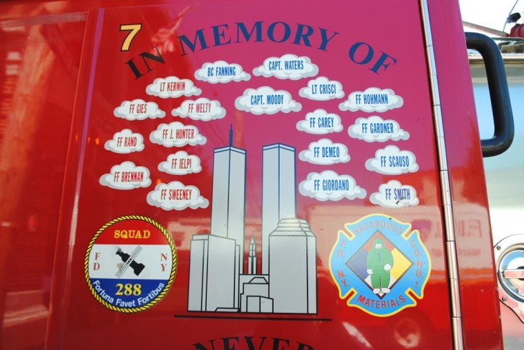 Maspeth ceremony honors the fallen as Queens remembers 9/11