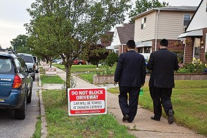 Community prepares for Lubavitch pilgrims  1