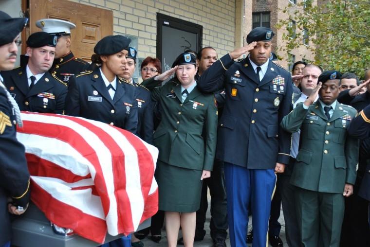 Noel Polanco's funeral packed; Al Sharpton speaks of justice 1