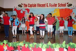 PS 108 honors Capt. Vincent G. Fowler