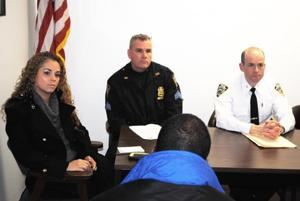 Smith brings police, community together 1
