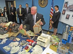 Suffolk DA nabs boro counterfeiting racket 1