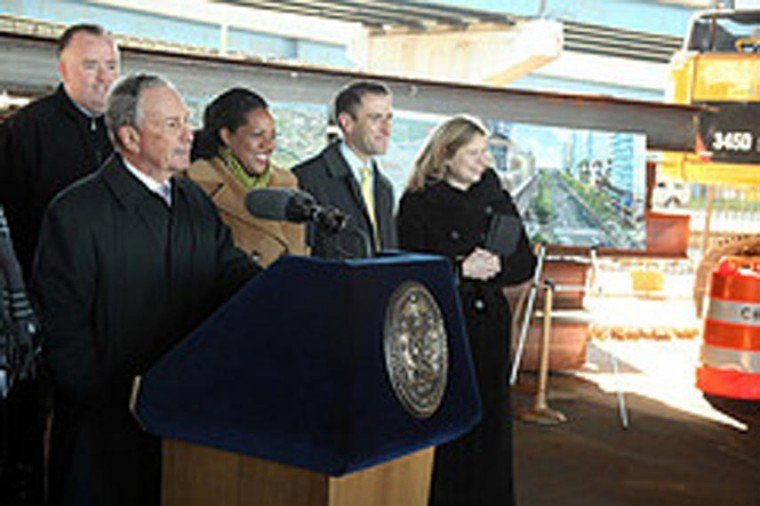 Willets Point announcement
