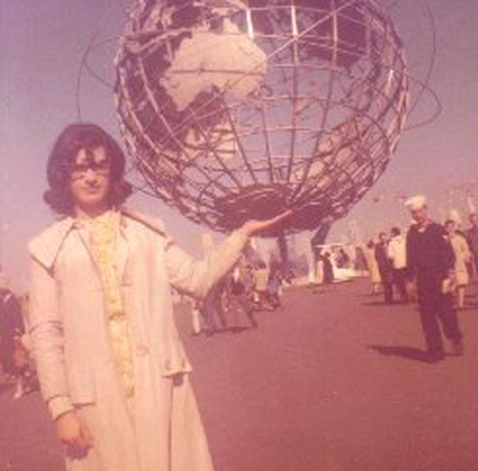 Snapshots of a World's Fair to remember