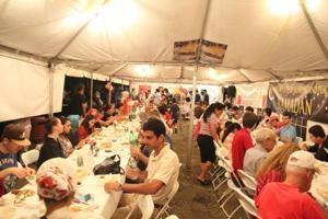 Turkish Ramadan celebration 1