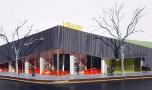 Library to close for expansion 1