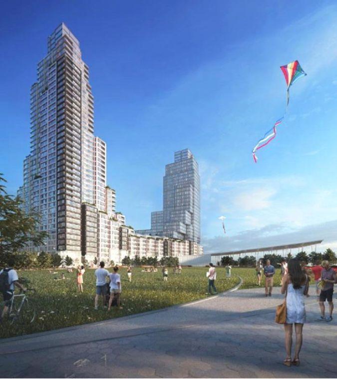 De Blasio unveils massive housing plan 2