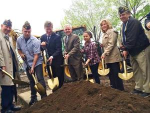 Work on Sunnyside's Rainbow Park begins 1
