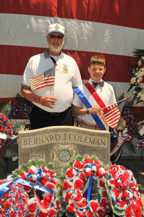 Howard Beach honors soldier sacrifice