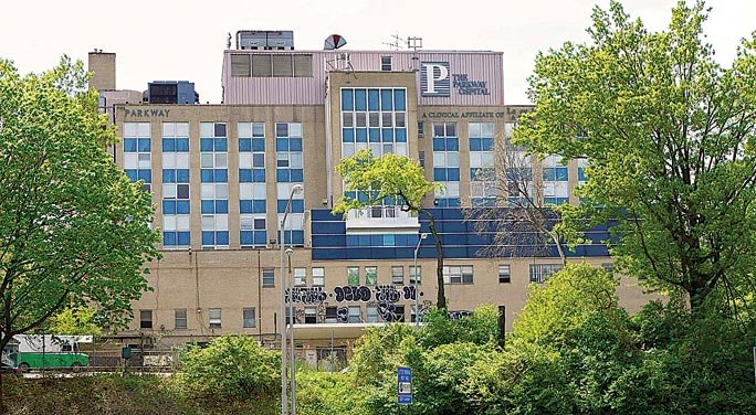 Condos planned for Parkway Hospital site 1