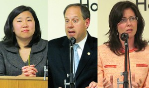 Candidates for 6th CD talk shop at civic meet1