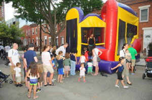 Western Queens celebrates Night Out
