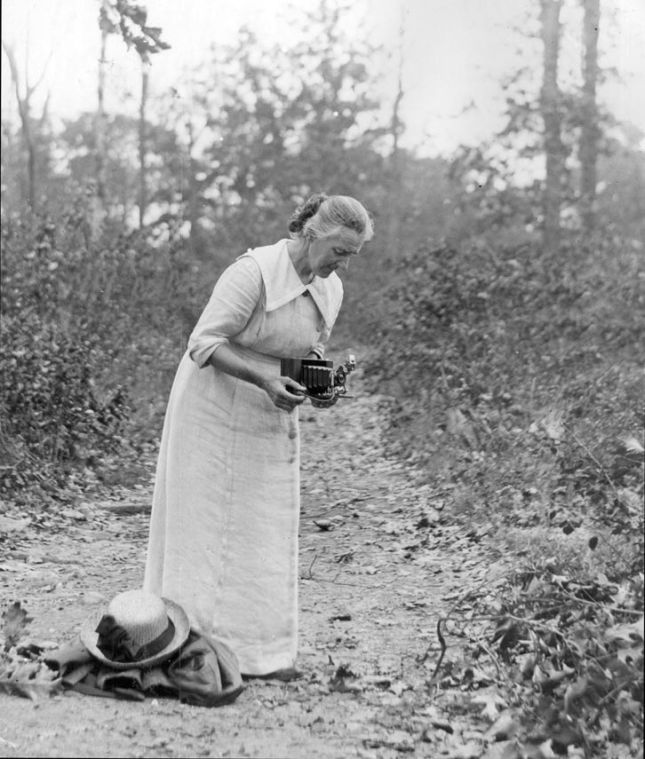 Queens' own pioneer woman photographer 1