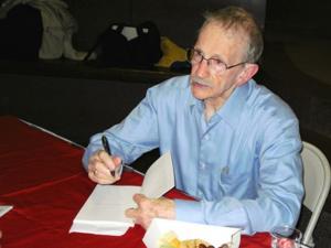 U.S. poet laureate reads at Queens College 1