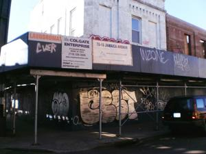 <p>The collapsed building at 78-19 Jamaica Ave. has caused the Woodhaven-Richmond Hill Volunteer Ambulance Corps to shut down, according to civic leaders.</p>
