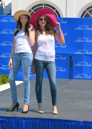 Atlas Park mall gets fashionable