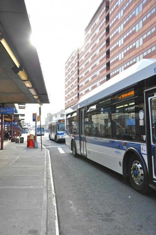 Q58 named slowest bus in the borough 1