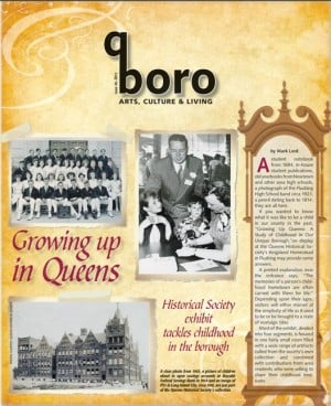 Historical Society looks at childhood in the boro 1