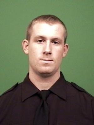 <p>NYPD Officer Kenneth Healey</p>