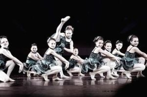 Steps Ahead Dance Studio's annual recital 1