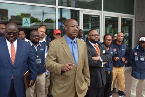 Busted Jamaica ticket vendor strikes back