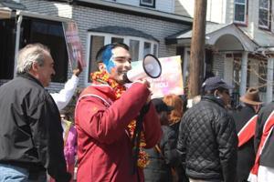 Phagwah parades through Richmond Hill
